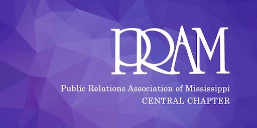 PRAM Central August Meeting