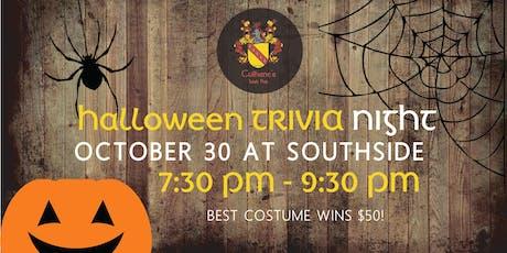 Scary FUN Halloween Themed Trivia Night tickets