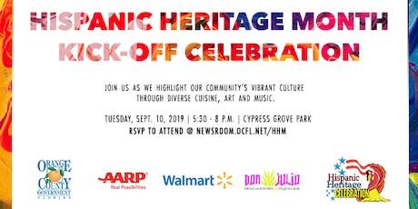 Hispanic Heritage Committee of Greater Orange County - 20 Year Anniversary Celebration tickets
