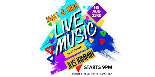 Live Music at The Malt - Jus' Jammin