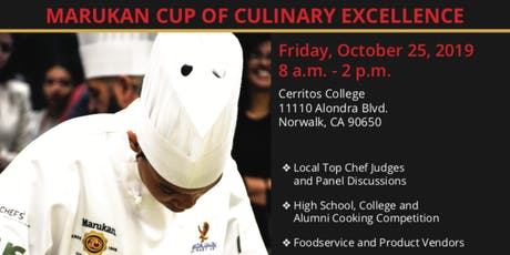 6th Annual Cerritos College Culinary Arts Extravaganza tickets