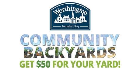 Worthington Community Backyards tickets