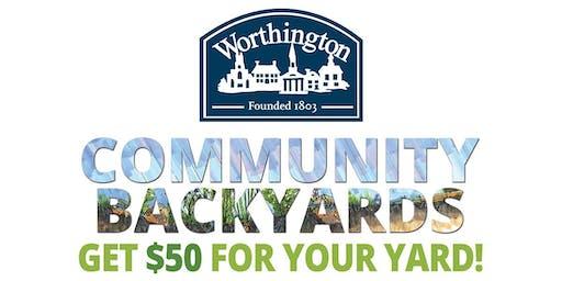 Worthington Community Backyards
