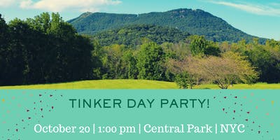 NYC Tinker Day Party