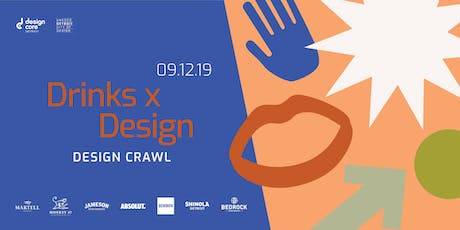 Drinks x Design: Design Crawl  tickets
