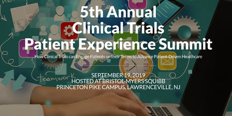 Clinical Trials Patient Experience Summit 2019 tickets