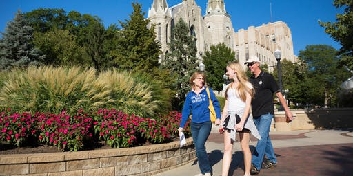 2019 Creighton University Family Weekend
