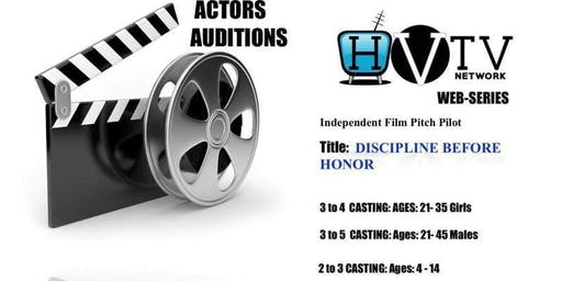 Casting Call for Actors and Actresses