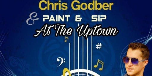 Chris Godber Paint & Sip