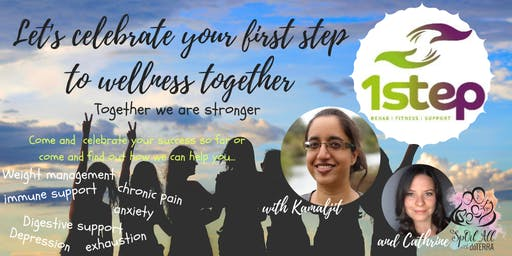 Celebrate 1st Step Rehab Fitness & Support and enjoy doTERRA essential oils