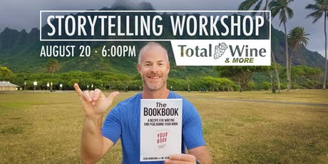SeanDon's Storytelling Workshop tickets