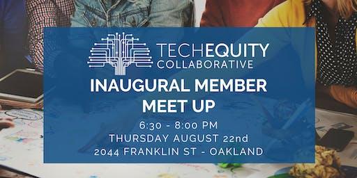 Inaugural Member Meetup!(Oakland)