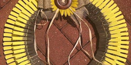 Sunflower Wreath tickets