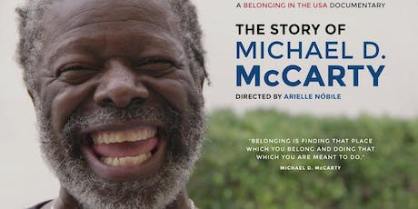 Film & Discussion: Belonging in the USA: The Story of Michael D. McCarty tickets