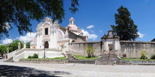 12º Encuentro Argentino de Turismo Religioso 10-11 oct 2019, Alta Gracia, Córdoba