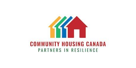 Edmonton Community Housing Café tickets