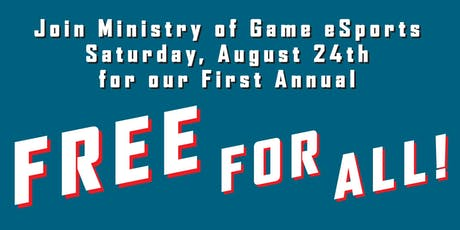 Ministry of Game Free For All! tickets