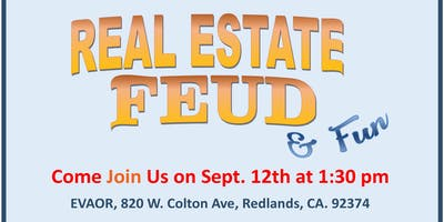 Real Estate Feud & Fun!