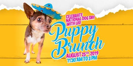 Puppy Brunch tickets