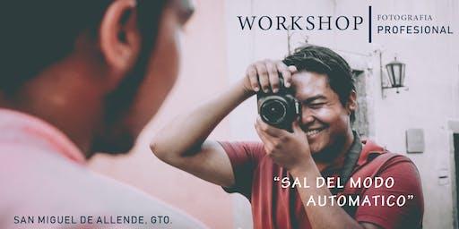 Workshop Fotografía desde Cero