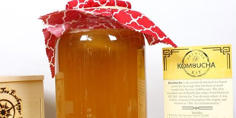 Kombucha: What is it? How to do it? tickets