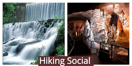 Cavern Exploration and Natural Forest Hike Social