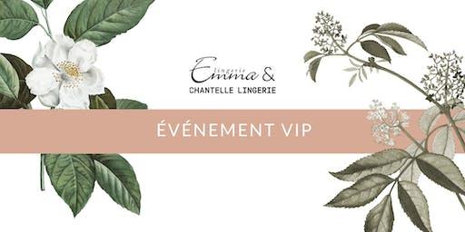 Événement VIP Groupe Chantelle Lingerie