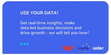 Use Your Data! tickets