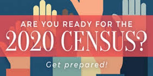 2020 Census Rochester Complete Count Kick Off