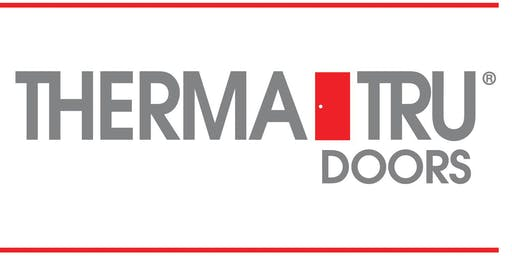 Certified Door System Installer Training with Therma-Tru: Point Pleasant