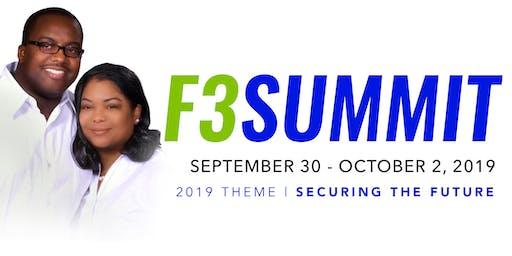 F3 Summit - Faith, Family, Finance