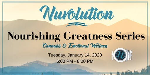 Nuvolution - Cannabis & Emotional Wellness