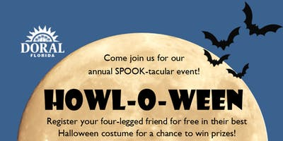 Howl-O-Ween & Trunk-or-Treat!