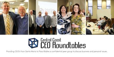 CEO Roundtable Breakfast Forum tickets