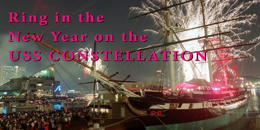 2020 New Year's Eve USS Constellation Deck Party Guest Room Package