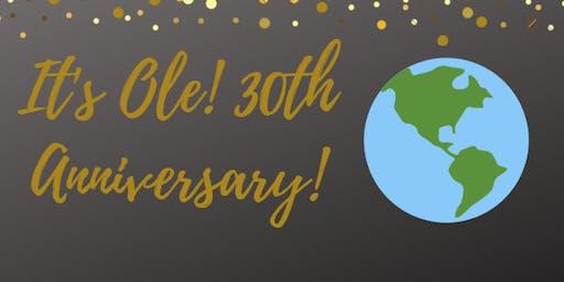 Ole! Travel 30 Year Celebration