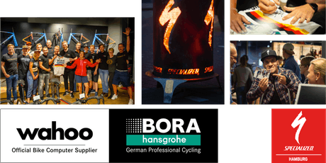 Big Surprise-Party: BORA hansgrohe x wahoo x Specialized Hamburg tickets