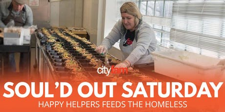 CityFam Soul'd Out Saturday | Happy Helpers for the Homeless tickets