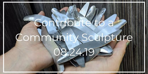 Contribute to a Community Sculpture Volunteer Day!