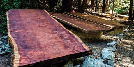Big Sur Redwood Auction: Last chance. tickets
