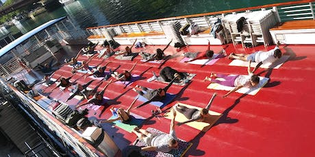 Sunrise Yoga Class on the River! tickets
