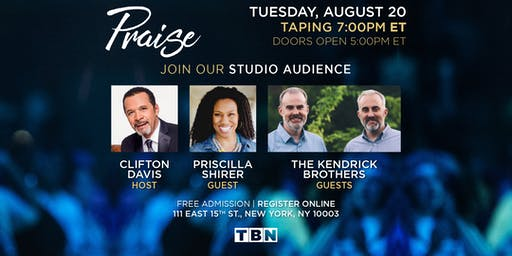 NY - Priscilla Shirer & The Kendrick Brothers with Clifton Davis