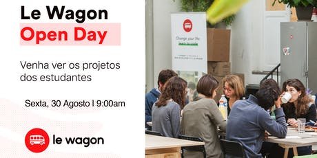 Le Wagon | Open Day! tickets