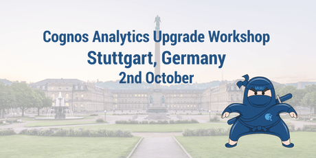 Cognos Analytics Upgrade Workshop - Stuttgart Tickets