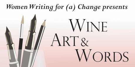 Wine, Art & Words tickets