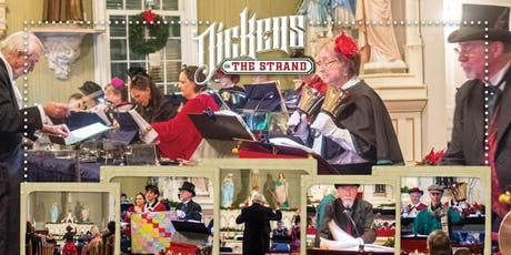 Holiday Handbell Concert Matinee : Dickens on The Strand tickets