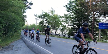 Giant Halifax Ride Club Intermediate Road Ride tickets