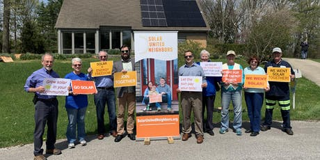 Hamilton County Solar Co-op Info Session tickets