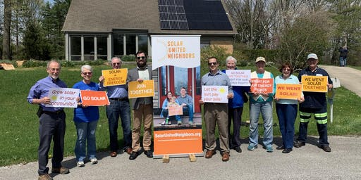 Hamilton County Solar Co-op Info Session