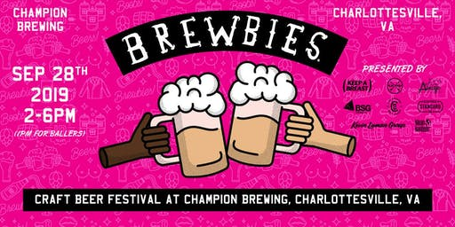 Brewbies® Festival at Champion Brewing